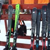 Elan lyže Topski