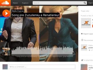 Song pre Zuzulienku