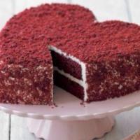 Srdiečko Valentínska torta