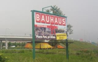 Bauhaus otvorenie
