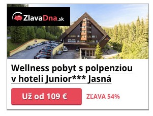 Zľava dňa Hotel Junior