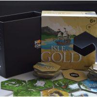 Isle Gold, Honey Combine