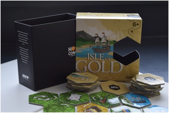 Isle Gold, Honey Combine