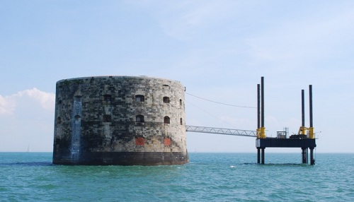 Pevnosť Boyard na MaRKíZE