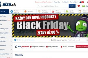 Black Friday Alza