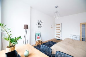 Postel a interiér, domácnosť