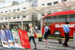 Doprava autobusová doprava