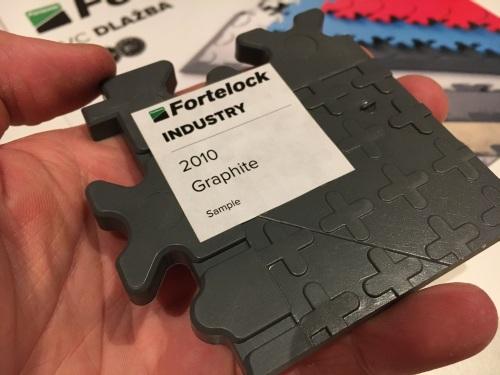 Fortelock PVC podlahy priemyselné