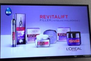 RiK reklamy na loreal