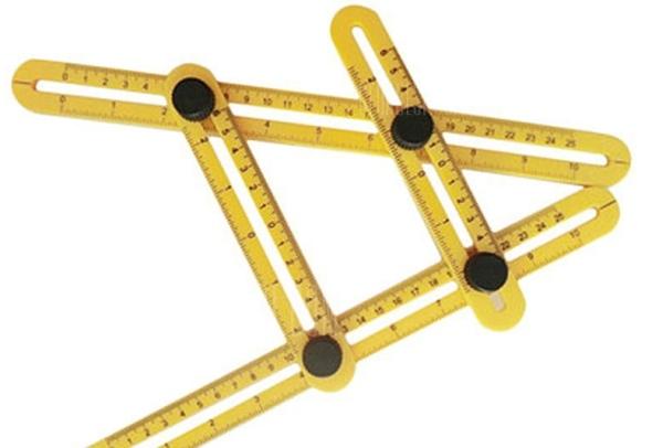 Uhlomer štyri žlté ramená