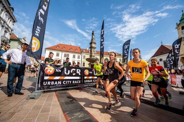 Urban City Race
