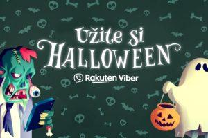Viber Rakuten Halloween zážitok