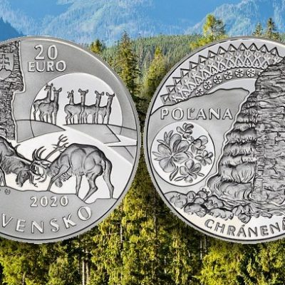 Poľana mince