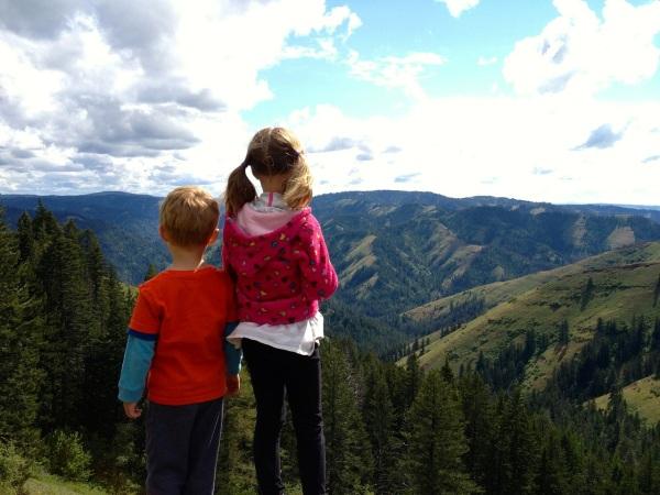 Turistika a túry s deťmi