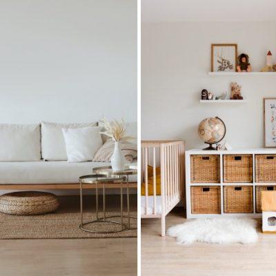 Bývanie interiér