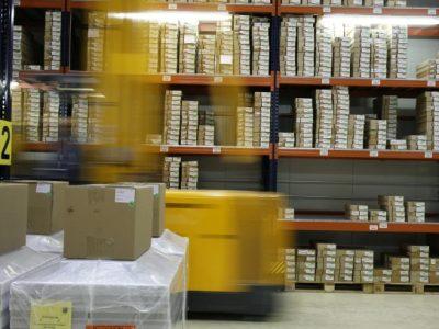 Logistika eshopy